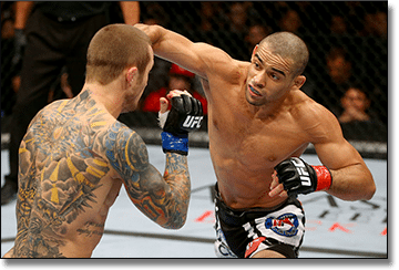 We think Renan Barao can cause an upset in the main event.