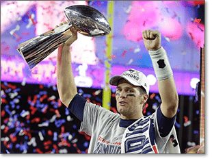 Tom Brady NFL Super Bowl