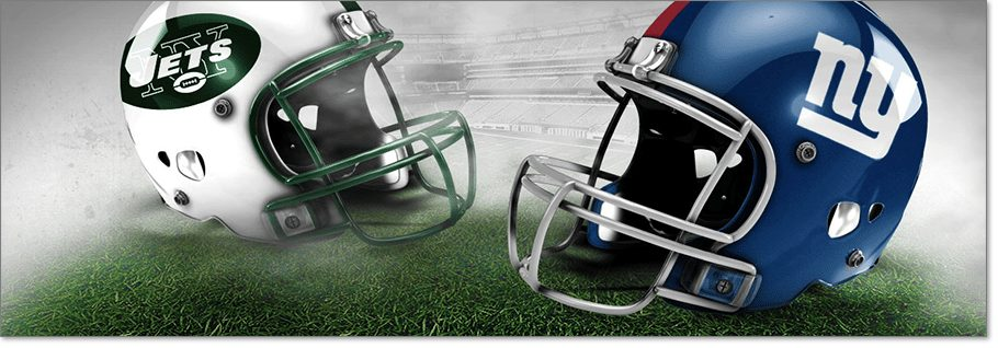 Giants Jets NFL