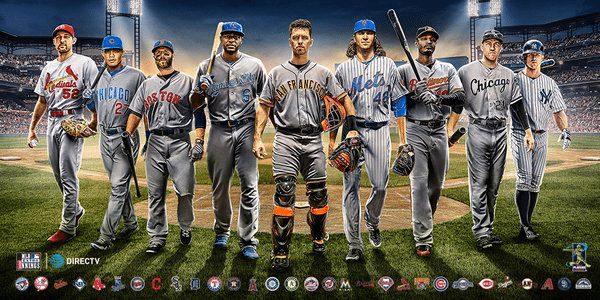 MLB 2016