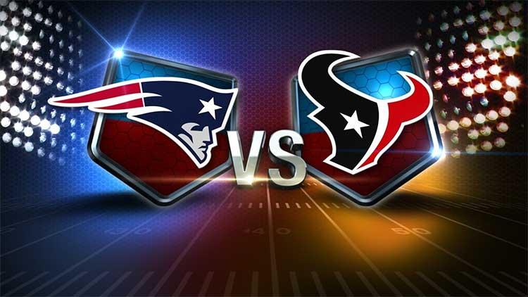 Patriots vs Texans