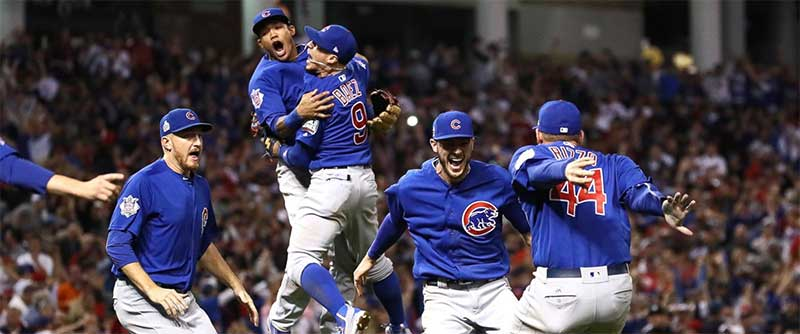 Cubs World Series victory