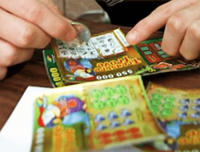 Buy scratchie at news agents in Australia