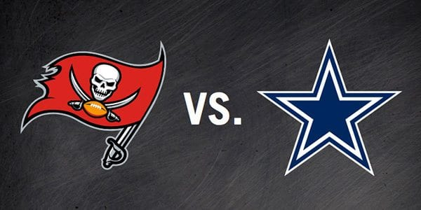 NFL Buccaneers vs. Cowboys