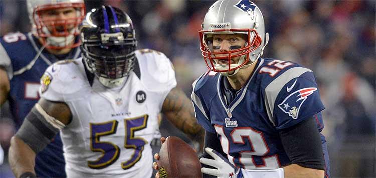 Patriots vs. Ravens