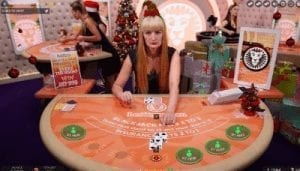 Live Celebrity Blackjack Party