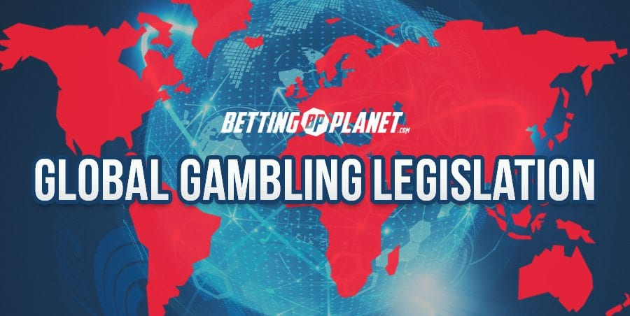 Global Gambling Legislation