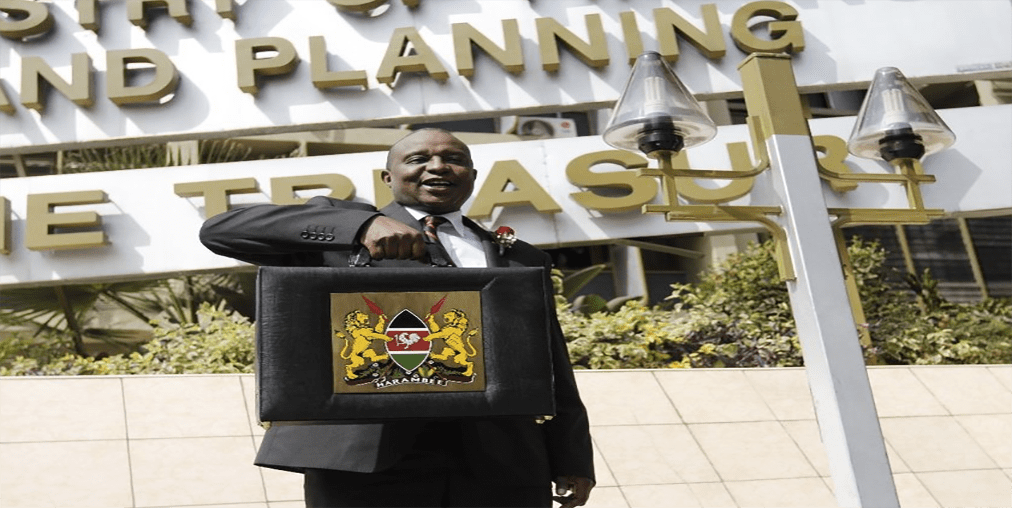 kenyan Treasure to tax betting operators