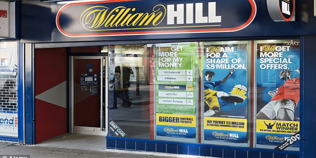 William Hill could face gaming machine profit drop