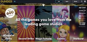Dunder online casino Ireland