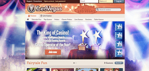 Leo Vegas online casino in Ireland