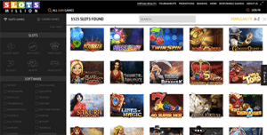 Slots Million online casino Ireland