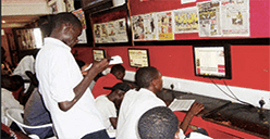 Kenyan lottery company sues government