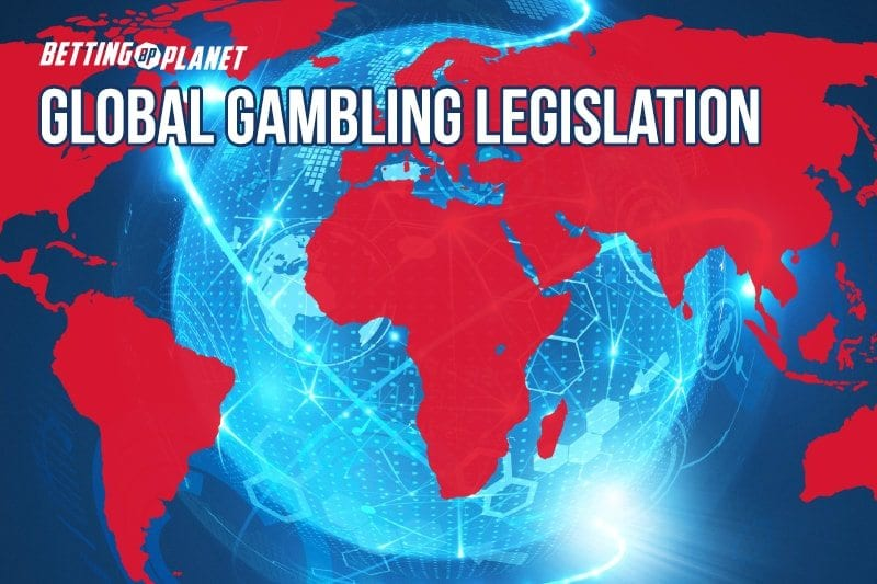 Globl gambling legislation update