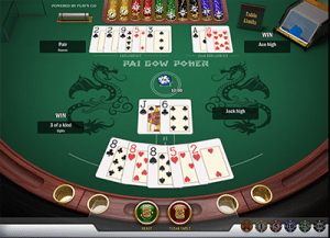 RNG poker