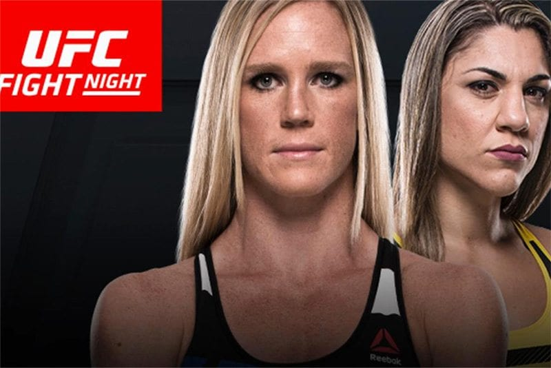 Holly holm odds betting meaning bettinger veterans today