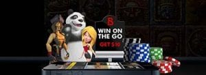 Bovada.lv mobile casino promotions