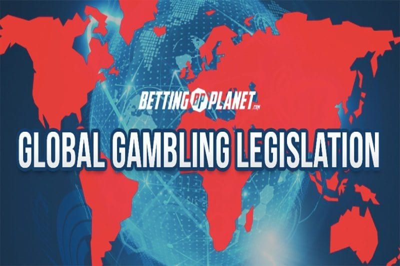 Legislation gambling