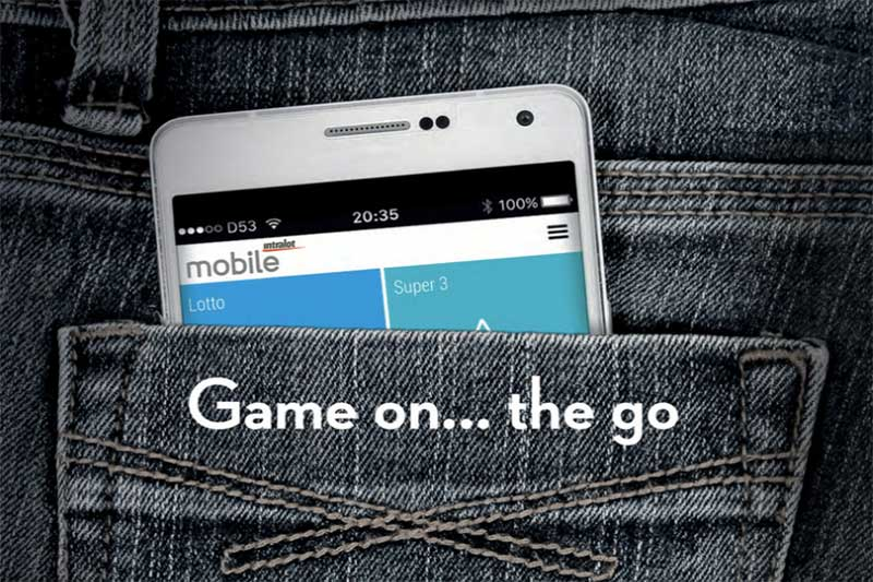 Mobile betting on the rise