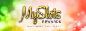My Slots VIP rewards program at Slots.lv online casino