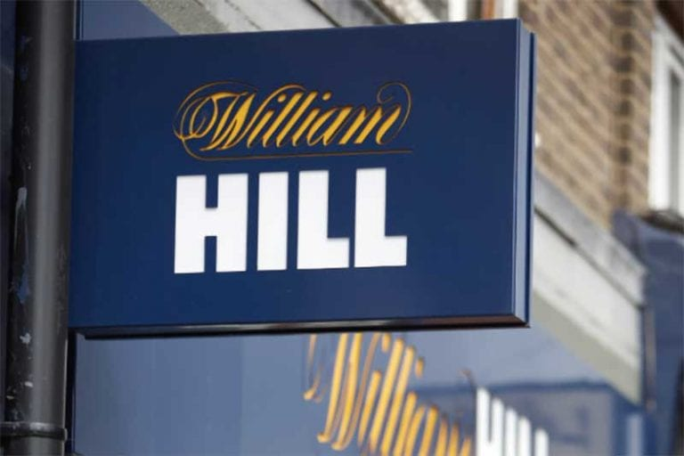 William Hill gambling news