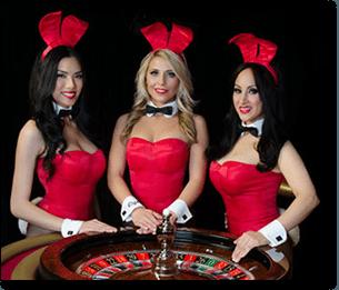 Playboy bunny live dealer