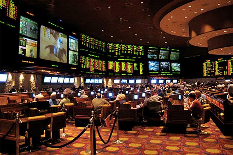 Caesars Entertainment sports betting app