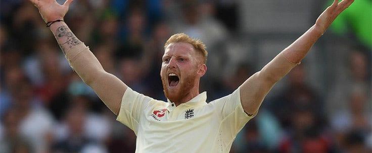 England cricket odds