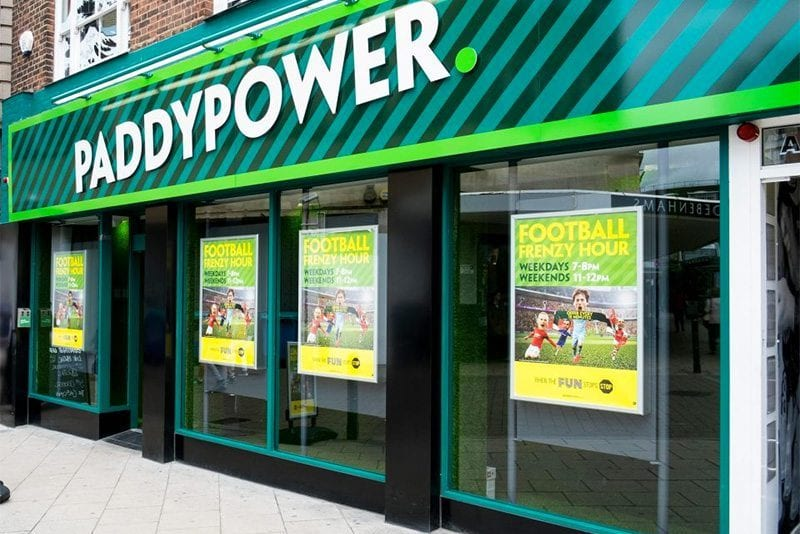 Paddy Power Betfair in hot water