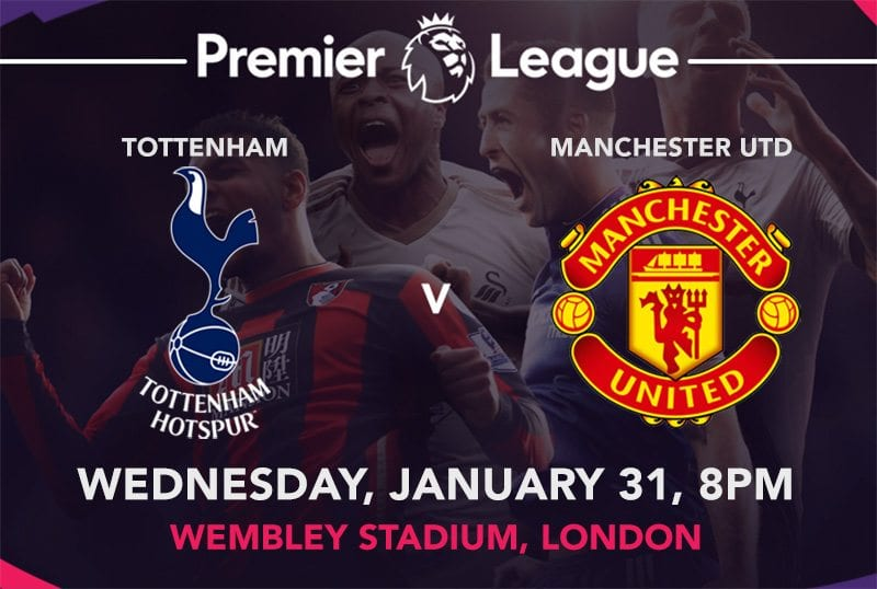 Spurs vs Man Utd