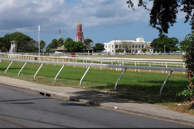 Barbados racetrack
