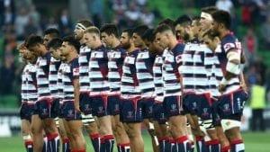 Super Rugby Melbourne Rebels