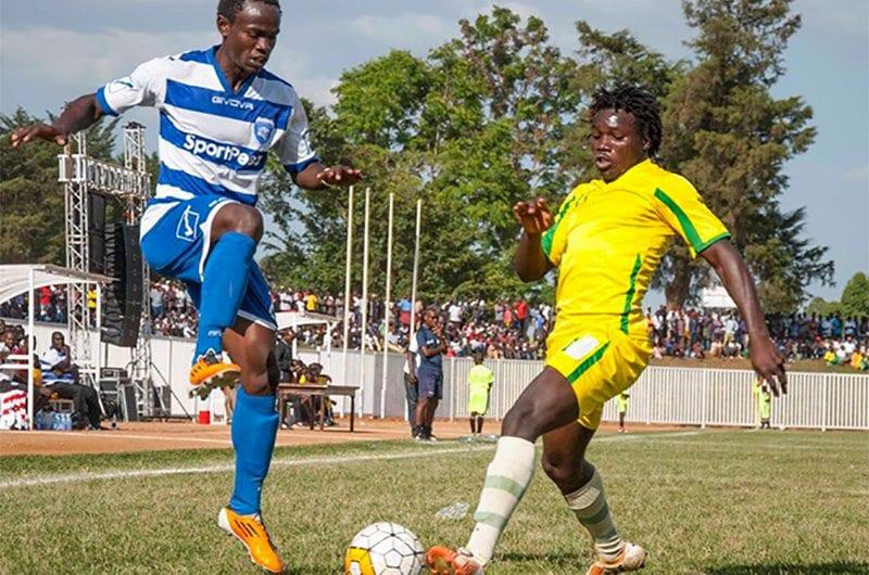 AFC Leopards vs. Kakamega Homeboyz