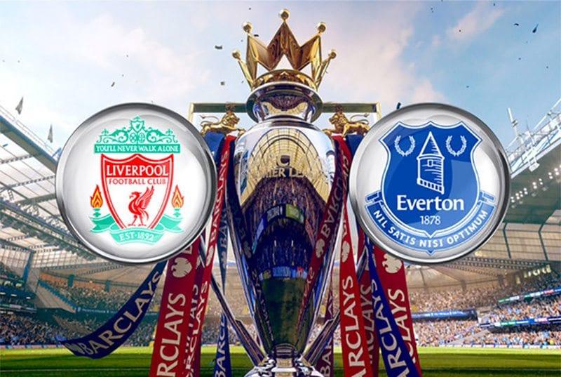 Liverpool v Everton EPL