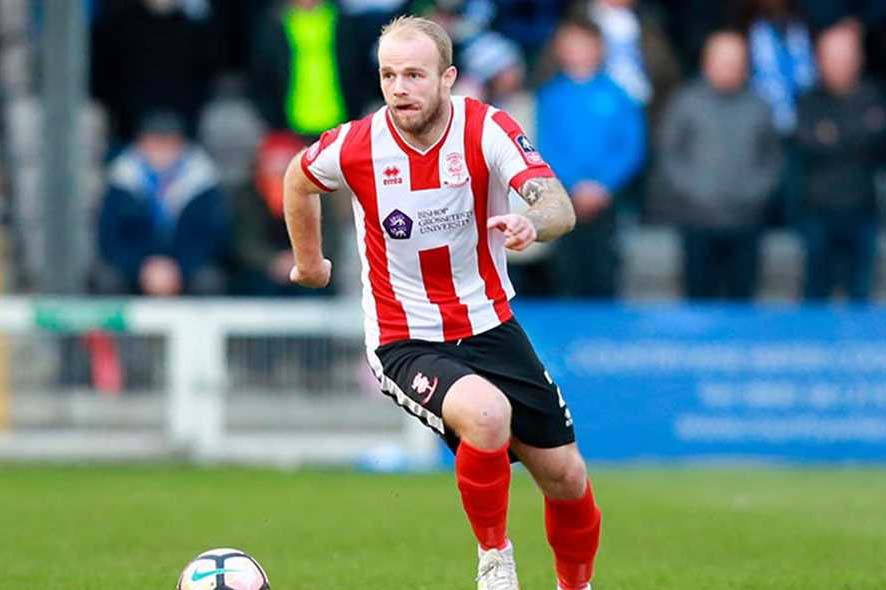 Bradley Wood Lincoln City banned
