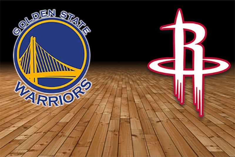 GS v HOU NBA Playoffs