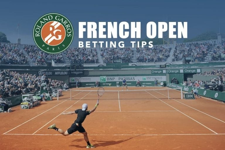 Roland Garros tennis odds