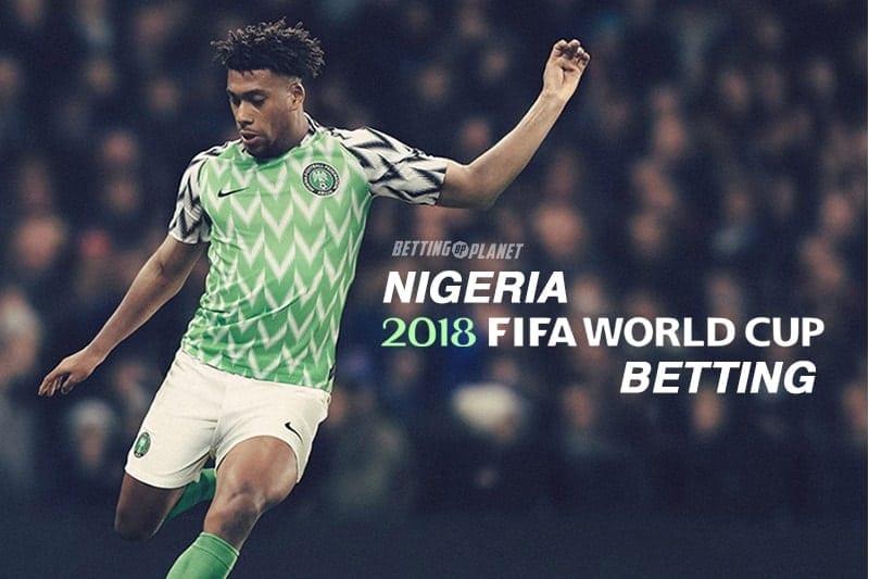 Nigeria World Cup Betting