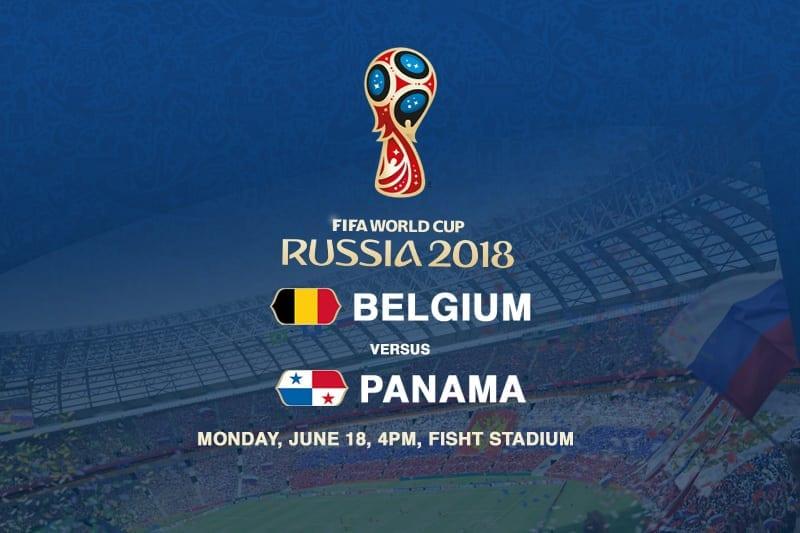 Belgium v Panama
