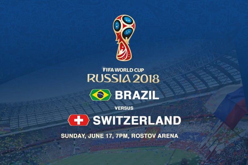 Brazil v Switzerland