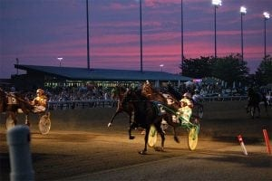 New Yorkers soon to be able to bet at The Meadowlands Racetrack