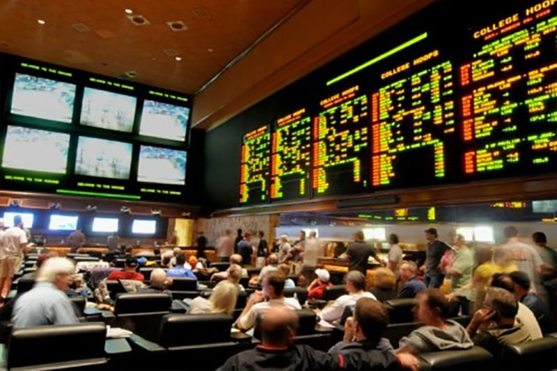 Virginia sports betting