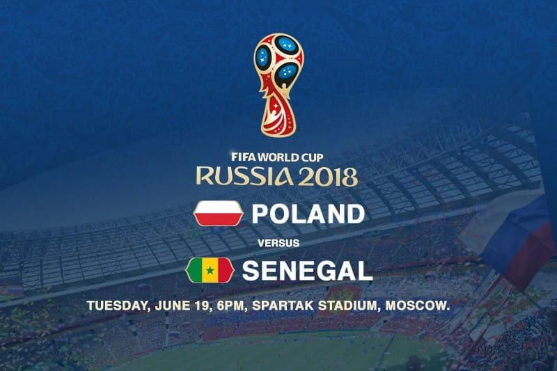 Poland v Senegal