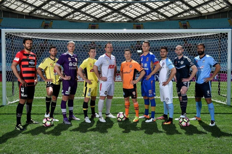 A-League soccer betting sites