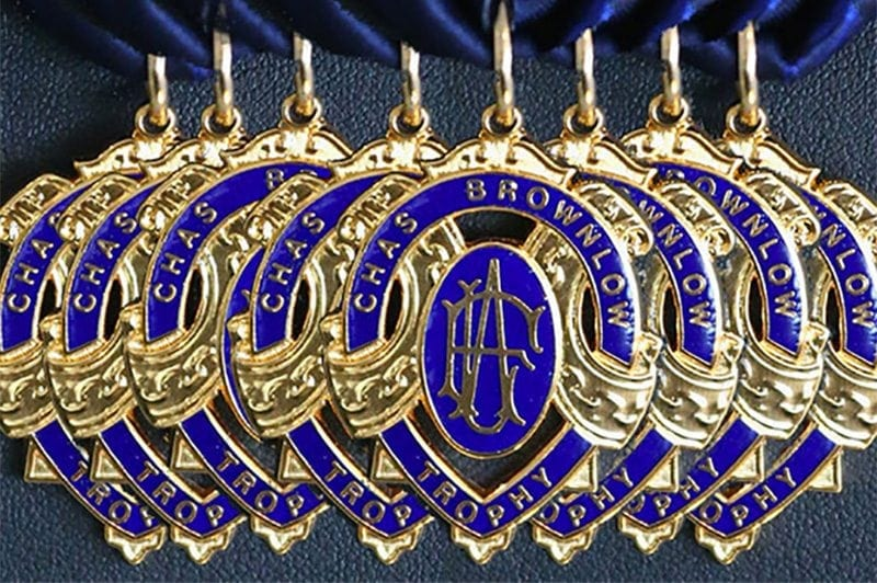 2019 Brownlow Medal Betting   AFL best & fairest odds
