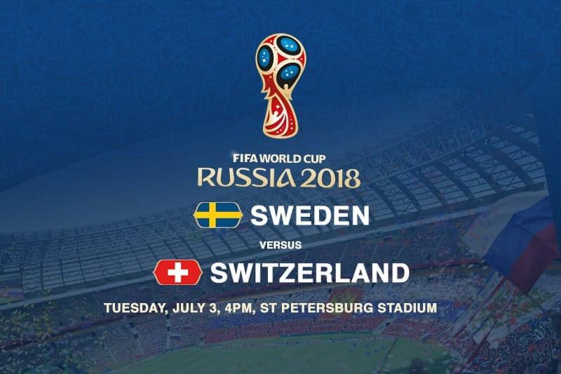 Sweden v Switzerland