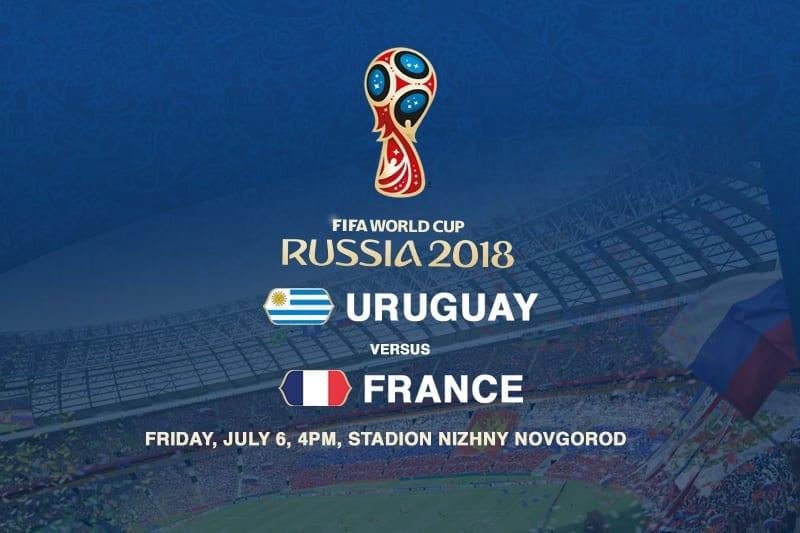 Uruguay v France
