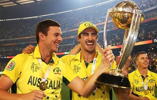 Cricket World Cup betting