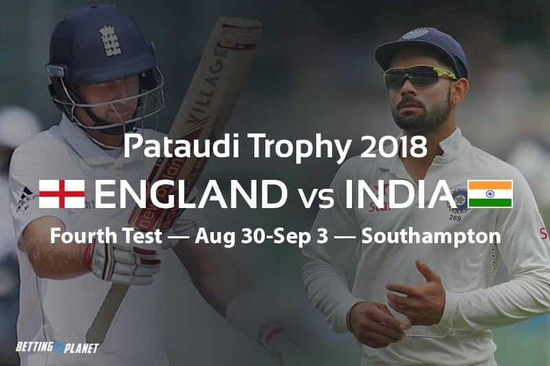 2018 Pataudi Trophy betting
