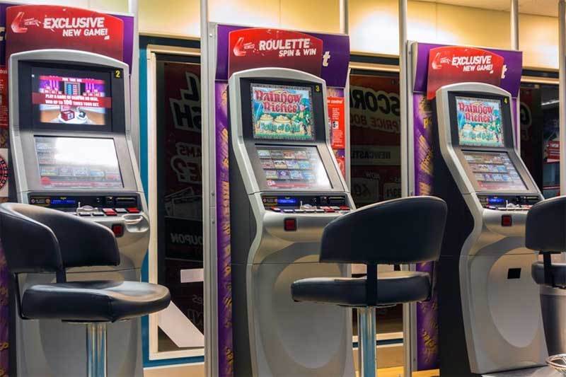 FOBTs at British bookmakers